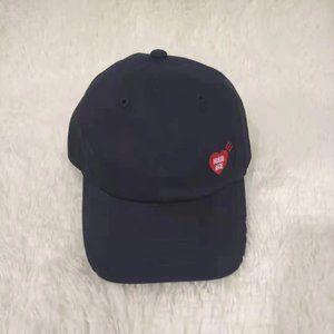 Human Made Heart Logo Twill Cap